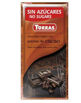 czekolada gorzka torras